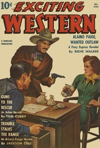 Exciting Western 1941-Fall