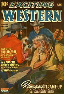 Exciting Western 1942-06
