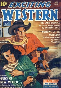 Exciting Western 1942-Fall