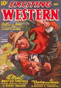 Exciting Western 1943-08