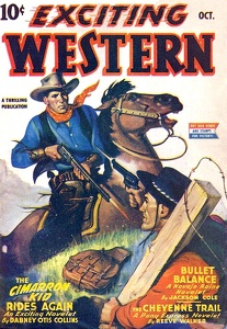 Exciting Western 1943-10