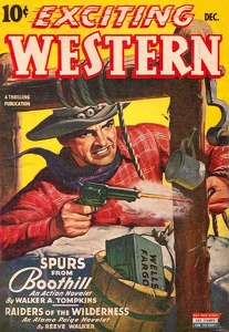 Exciting Western 1943-12