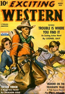 Exciting Western 1943-Winter