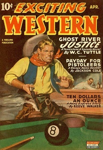Exciting Western 1945-04