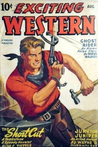 Exciting Western 1946-08