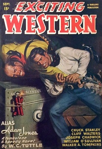 Exciting Western 1947-09