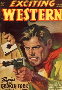 Exciting Western 1948-05
