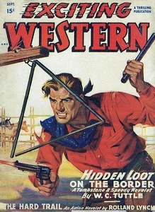 Exciting Western 1949-09