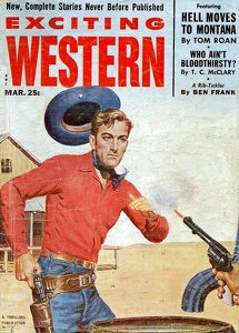 Exciting Western 1953-03
