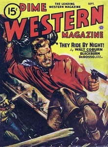 Variety of Western Pulps