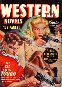 Western Novel and Short Stories